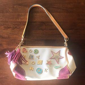 Donkey & Bourke Leather Handbag